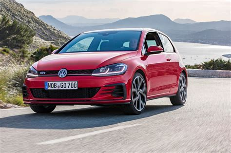 2018 Volkswagen Golf Gti European Spec