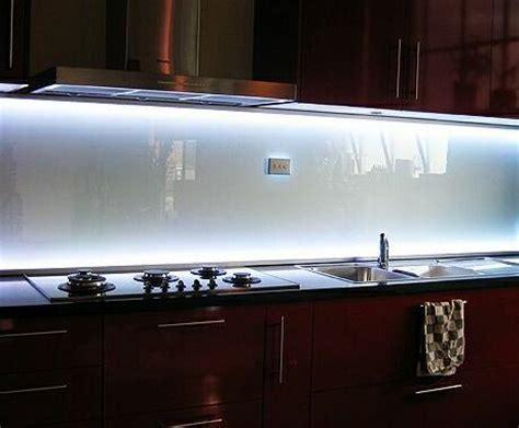 kitchen glass cabinet lighting backlit glass backsplash our sink has no cabinets above