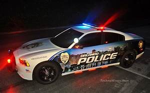 Police vehicle wraps - Dynamic professional police ...