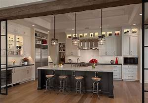 cuisine avec ilot central - Deco Maison Moderne