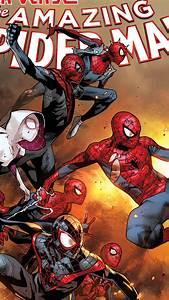 al97-amazing-spiderman-marvel-art-hero-film-anime - Papers.co