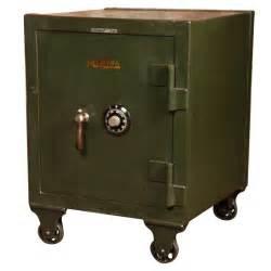 Old World Cabinet by Vintage Industrial Meilink Steel Safe At 1stdibs