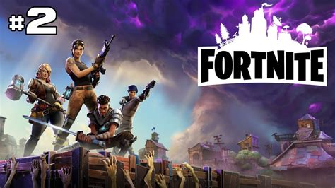 fortnite early access  de quetes hd youtube