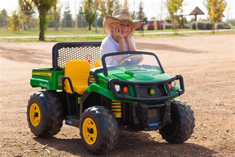 top   john deere ride  toys    kids feel big cleverleveragecom