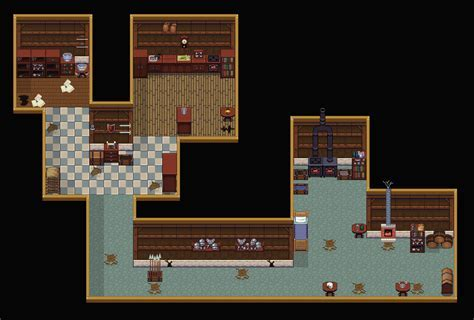 [LPC] House interior and decorations   OpenGameArt.org