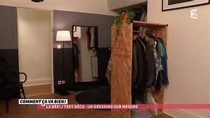Comment Fabriquer Un Dressing : comment construire un dressing beautiful installer un dressing dans une chambre de m with ~ Melissatoandfro.com Idées de Décoration