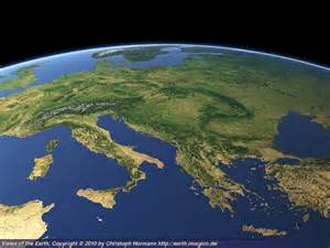 Earth View Europe
