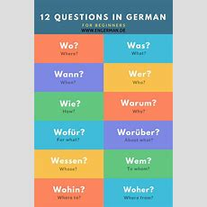 917 Best German For Beginners Images On Pinterest  Learn German, Languages And German Language