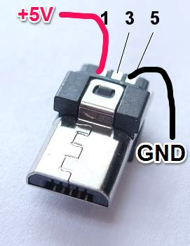 Micro Usb Pinout Because Everything Terrible Never