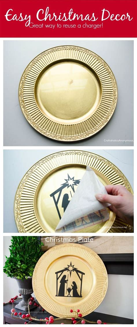 plate chargers ideas  pinterest wedding