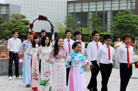 Du Học Sinh Việt Tổ Chức đám Cưới độc đáo Tại Nhật