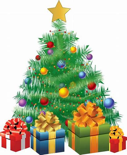 Christmas Tree Experience Clip Tinsel Clipart Trees