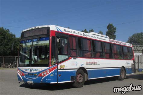 Línea 218   339 - Megabus.ar