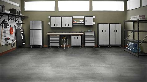 Kitchen Storage Cabinets Home Depot by Large Garage 38 Piece Package Gladiator 174