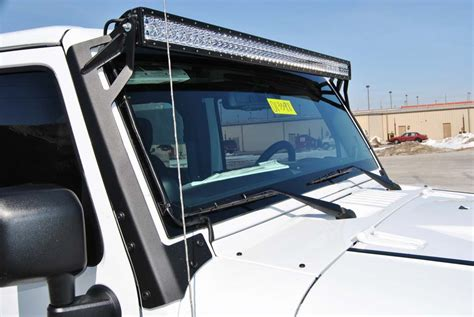 jeep wrangler with roof rack light bar car interior design