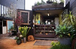 Distinctive Shipping Container Pop-Up Shops Saf-T-Box