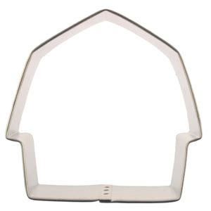 barn cookie cutter rm  country kitchen sweetart