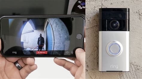 ring smart home brandchannel puts a ring on the of things with smart doorbell stake