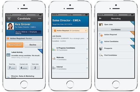 workday redefines  recruiting experience