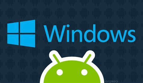 android apps on windows la comunidad lo ha vuelto a hacer instala apks de android