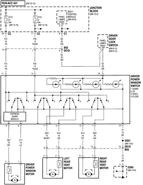 Wiring Diagram Grand Caravan 2006 by 99 Dodge Grand Caravan Parts Diagram Downloaddescargar
