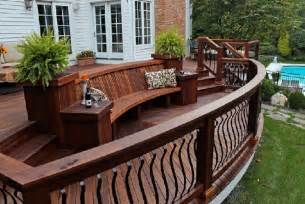 Stunning Raised Decking Designs Photos by Enjoy Your Outdoors More With A Beautiful Deck Designrulz