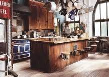 industrial style kitchen island 100 awesome industrial kitchen ideas 4679