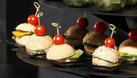 buffet fingerfood canape mini plates buffetize