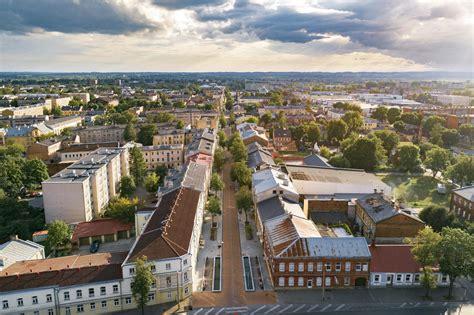 Rīgas iela - gājēju iela - VISITDAUGAVPILS