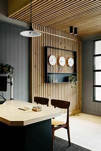 Wandverkleidung Holz Aussen : wandverkleidung aus holz 95 fantastische design ideen ~ Sanjose-hotels-ca.com Haus und Dekorationen