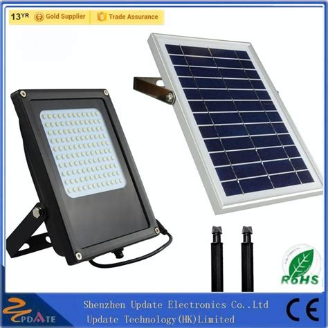 commercial solar outdoor lighting factory wholesale commercial solar powered flood lights
