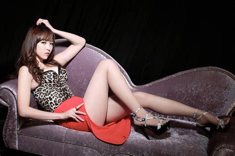 Xxx Nude Girls Lee Eun Hye Hot Red Leopard