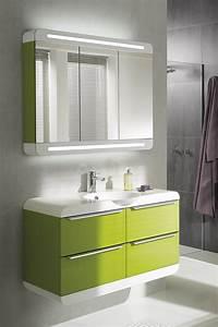 Armoire de toilette lumineuse de salle de bain photo 12 for Salle de bain design avec armoire pour salle de bain