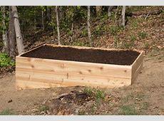Raised Vegetable Garden Bed Visual Engineering