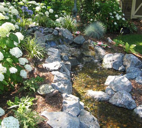 diy water fall weekend diy backyard water feature willard and may outdoor living blog