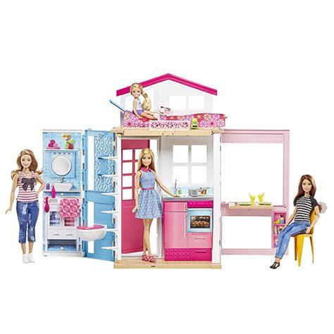 siège balançoire bébé et sa maison mattel king jouet poupées mannequin