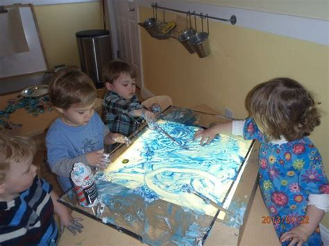 amp paint on the light table river 695 | edbc1590b0a7f51b1c1ea8118db63adf