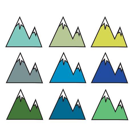 mountain clipart 60 sale digital clip mountain clip nature