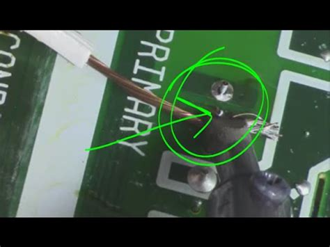 How Make Use Desoldering Wire Remove Solder Off