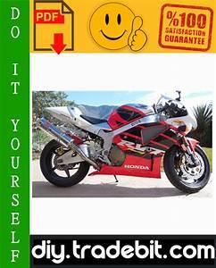 Honda Rvt1000r Rc51 Motorcycle Service Repair Manual 2000