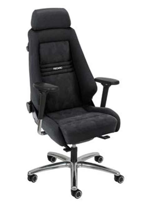 siege bureau recaro fauteuil de bureau recaro sp 233 cialist recaro cd