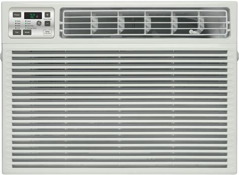 ge aee08at 8 000 btu room air conditioner with 3 800 heating btu 270 cfm 11 0 eer 1 3 pts hr