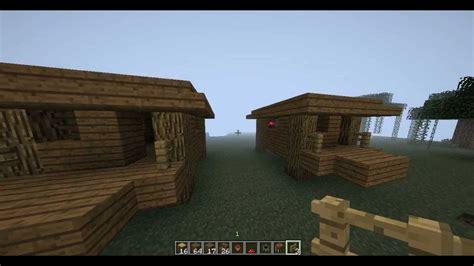 construire une maison tutorial minecraft 1 4 construire une maison de sorci 232 re