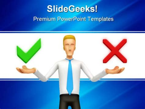 wrong finance powerpoint template