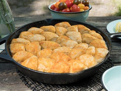 skillet chicken  dumplings recipe food network