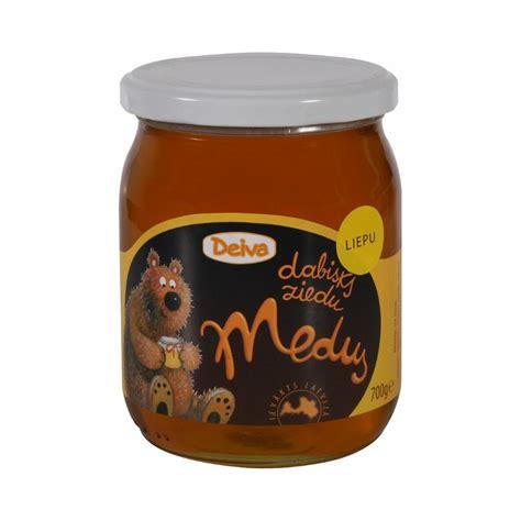Liepu ziedu medus 700g - Specializētais Medus veikals