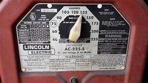 Lincoln Electric Lincwelder Ac