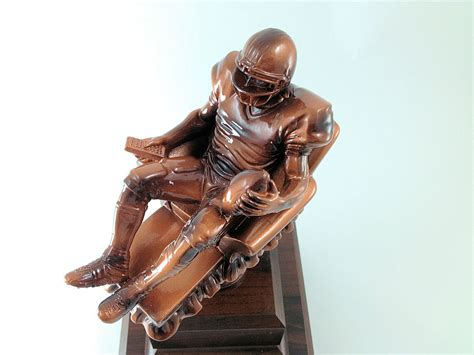 Fantasy Football Armchair Quarterback Trophy @ Loria Awards