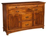 alicia sideboard  plate rack countryside amish furniture