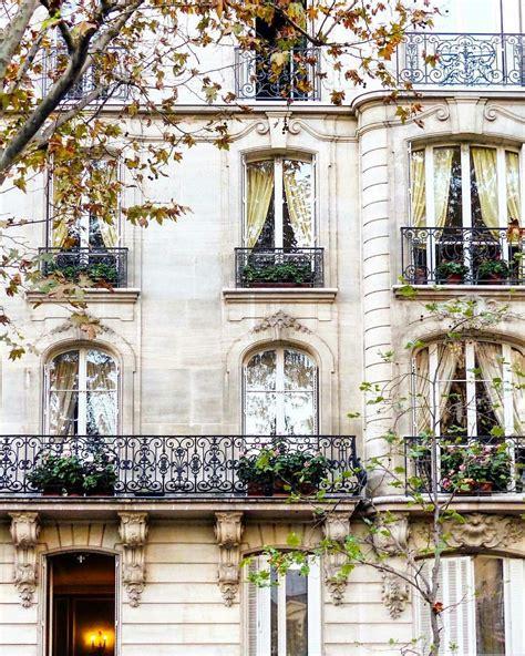Parisian facades Parisian architecture Facade design